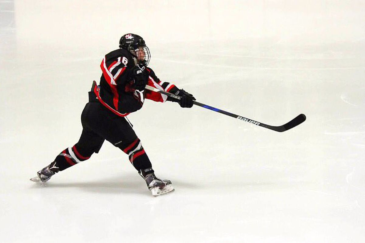 From Reading to Clarkson, Michaela Boyle is one of high school hockey's biggest stars - The Ice Garden